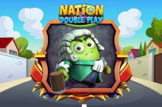 The Nation Double Play Online Slot Demo Game by Gameplay Interactive
