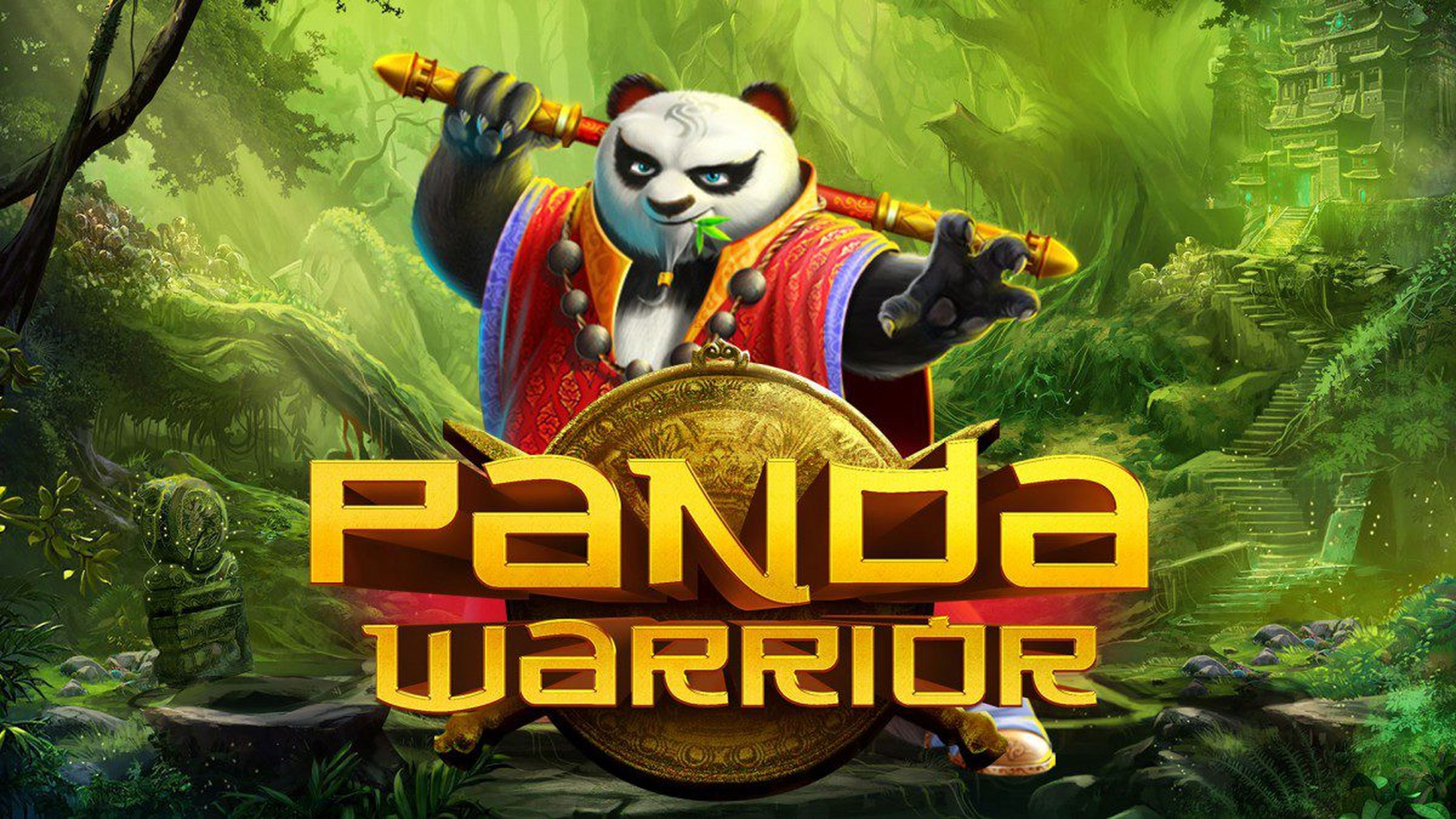 The Panda Warrior (GamePlay) Online Slot Demo Game by Gameplay Interactive