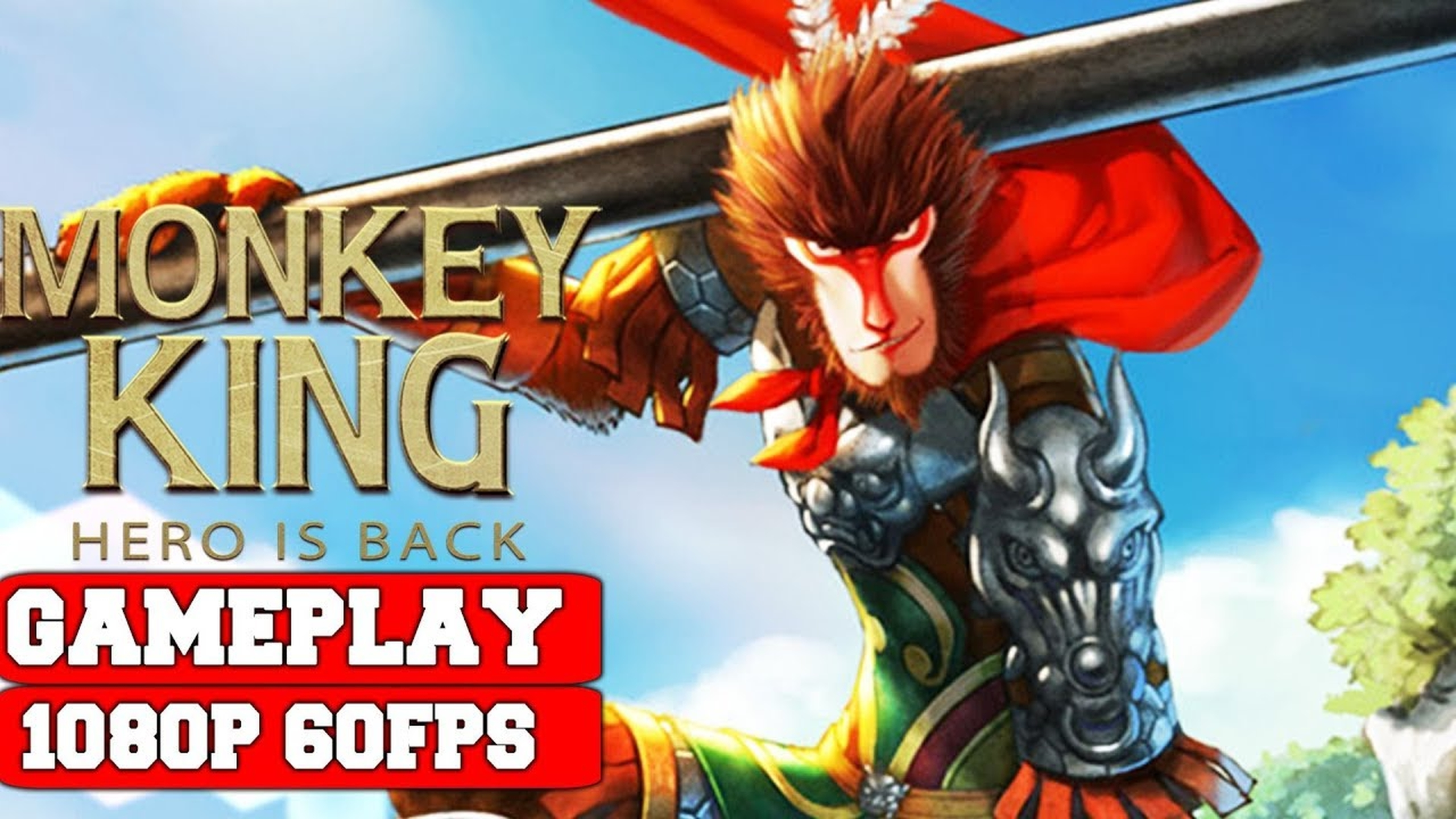 The The Monkey King (GamePlay) Online Slot Demo Game by Gameplay Interactive