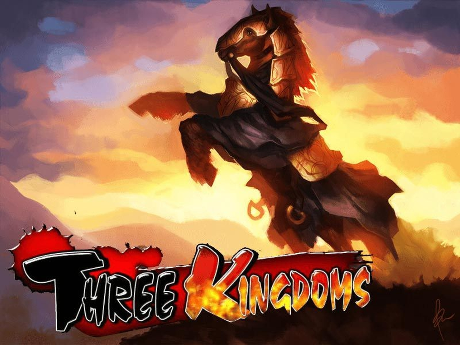 The Three Kingdoms (GamePlay) Online Slot Demo Game by Gameplay Interactive