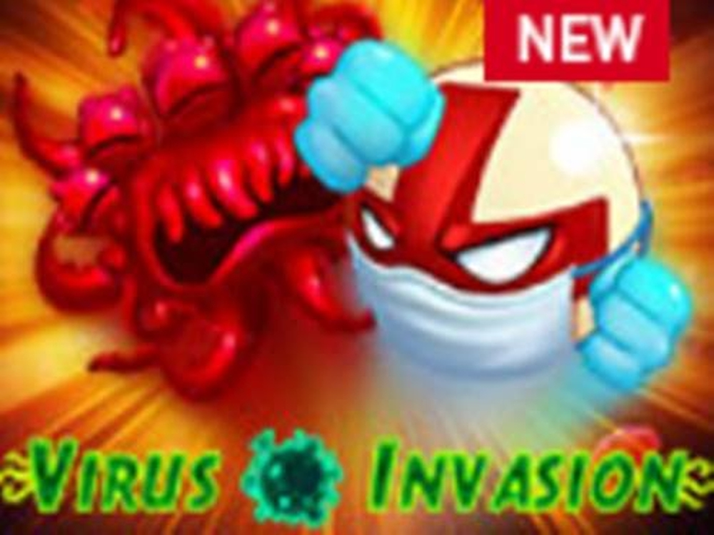 The Virus Invasion Online Slot Demo Game by Gameplay Interactive