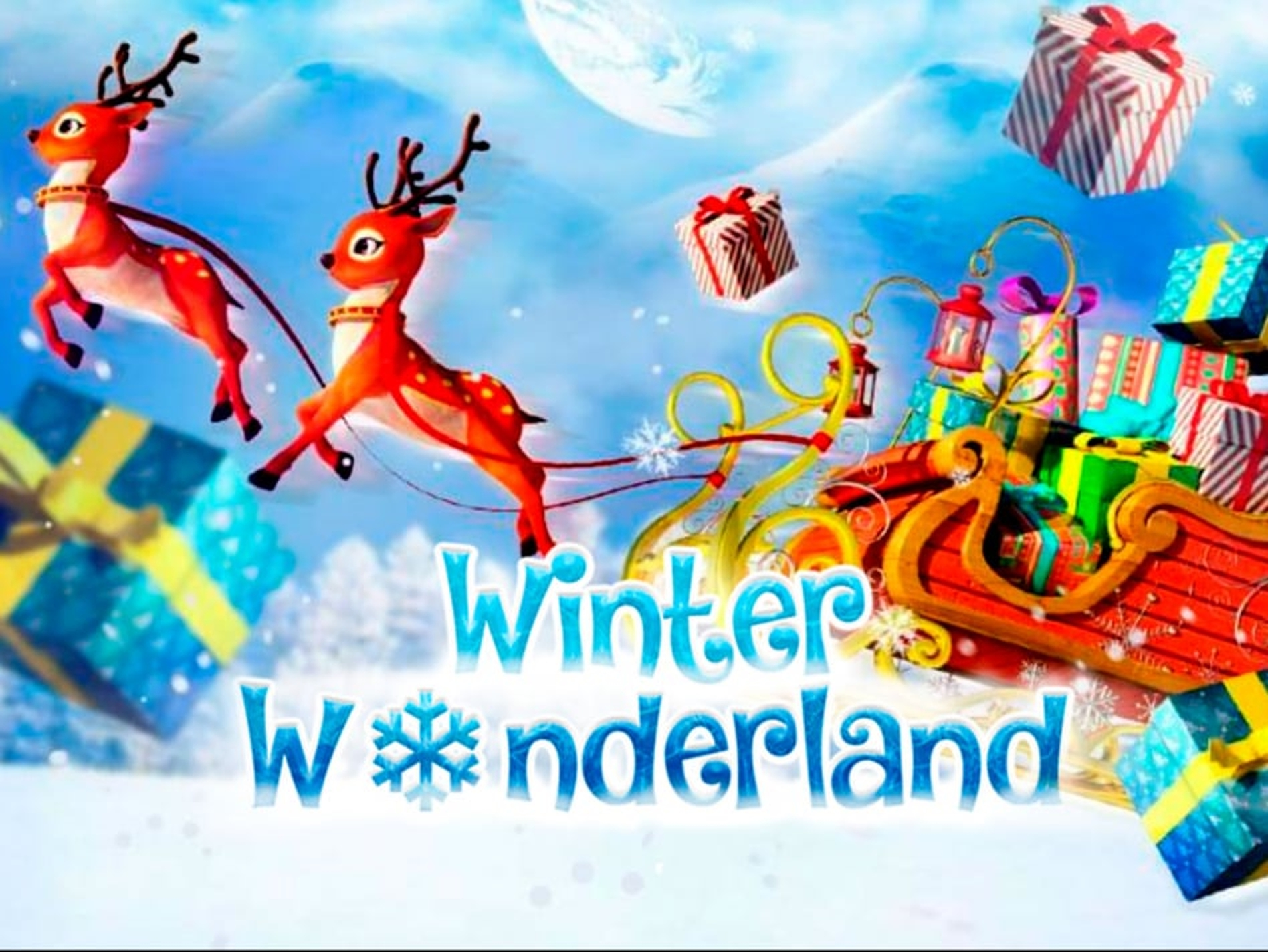 The Winter Wonderland Online Slot Demo Game by Gameplay Interactive