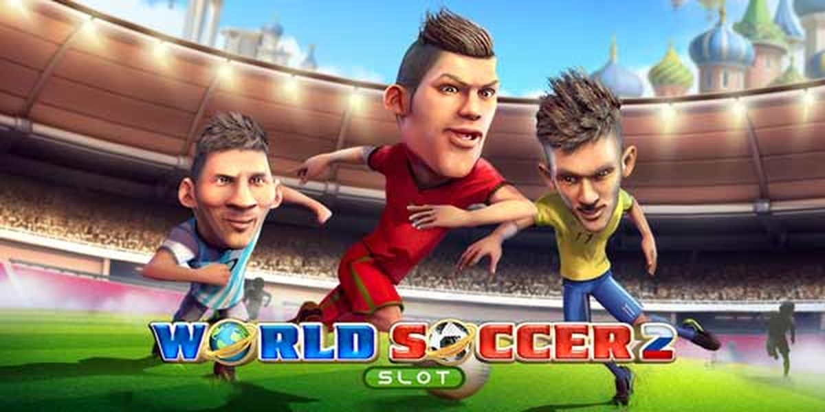 The World Soccer Slot 2 Online Slot Demo Game by Gameplay Interactive