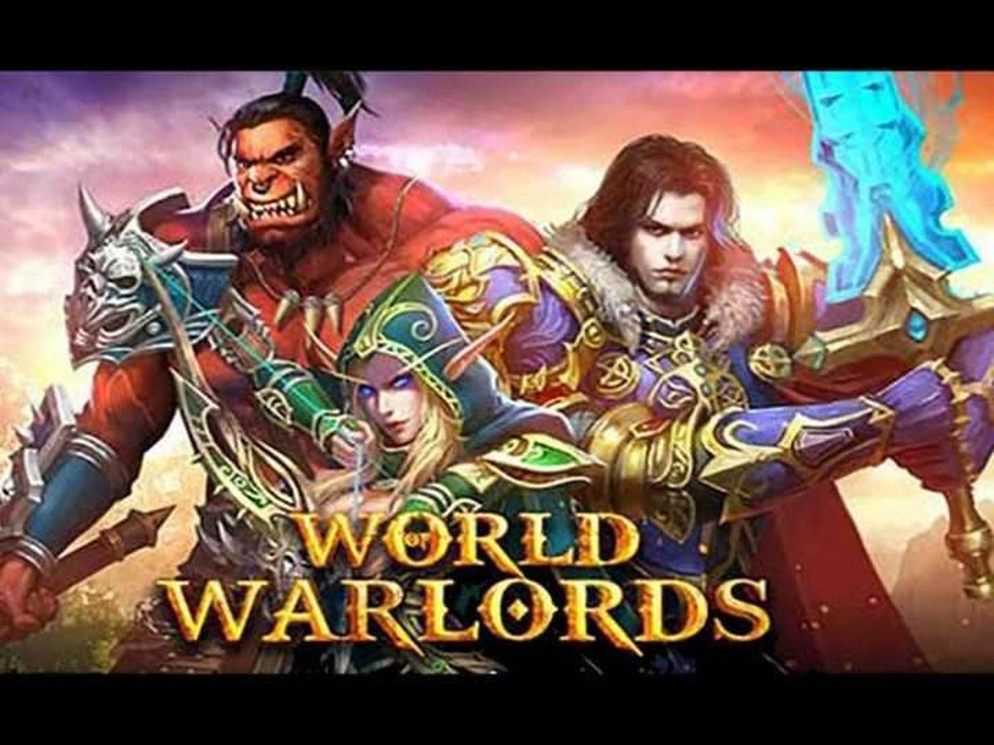The World of Warlords Online Slot Demo Game by Gameplay Interactive
