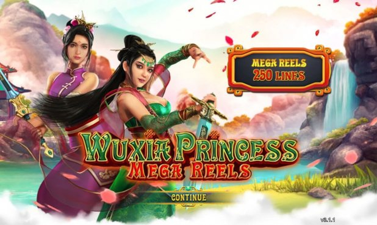 The Wuxia Princess Online Slot Demo Game by Gameplay Interactive