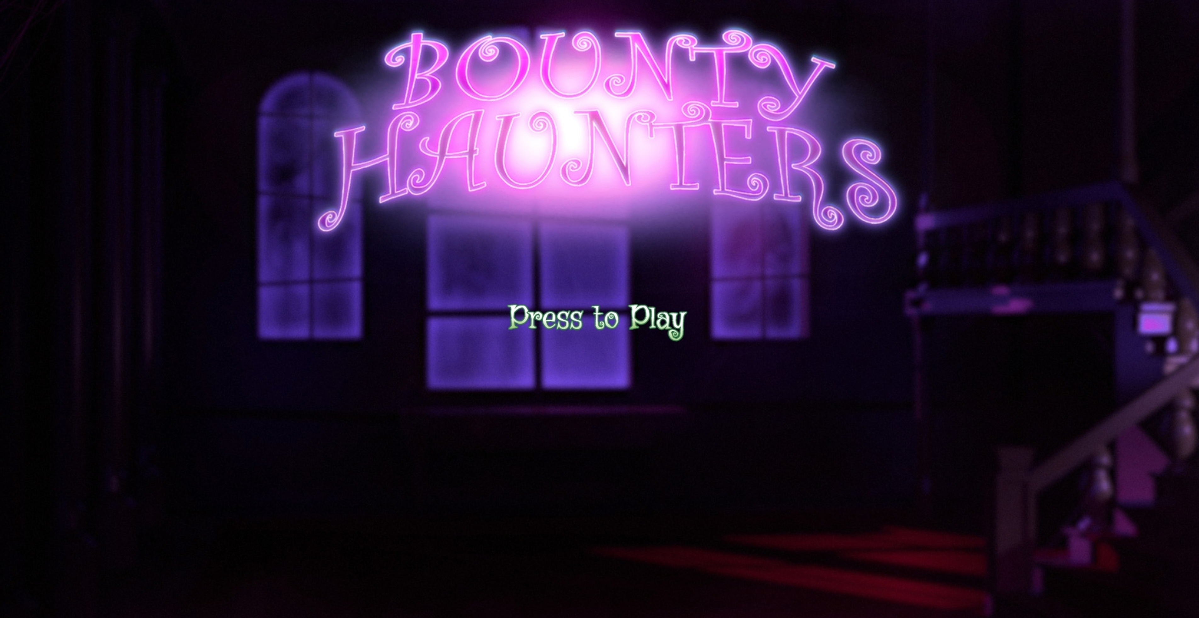 Play Bounty Haunters Free Casino Slot Game by Games Warehouse