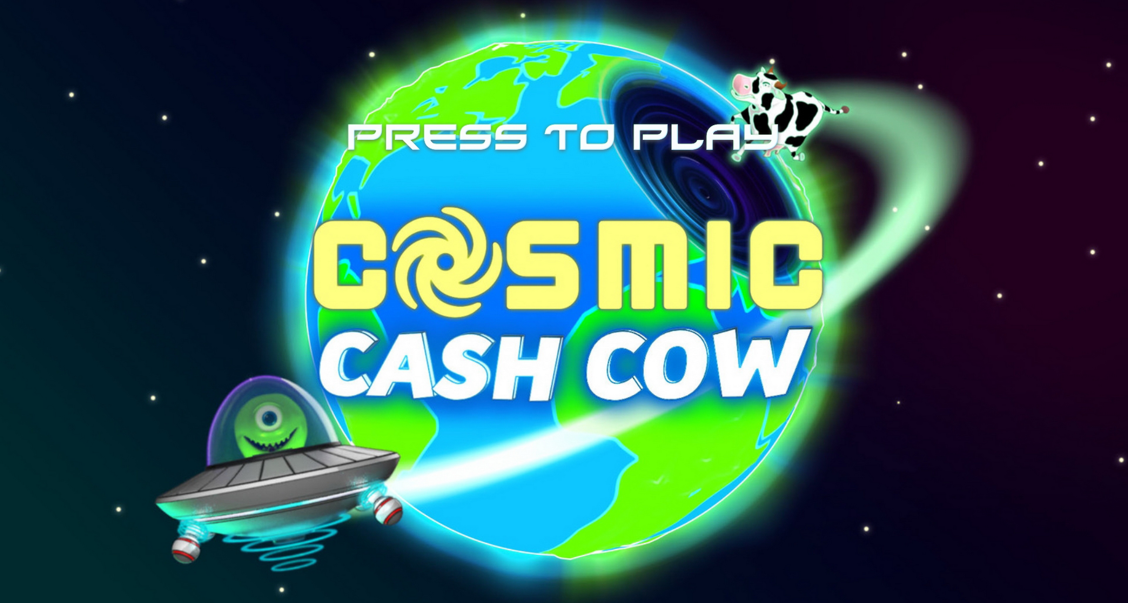 Play Cosmic Cash Cow Free Casino Slot Game by Games Warehouse
