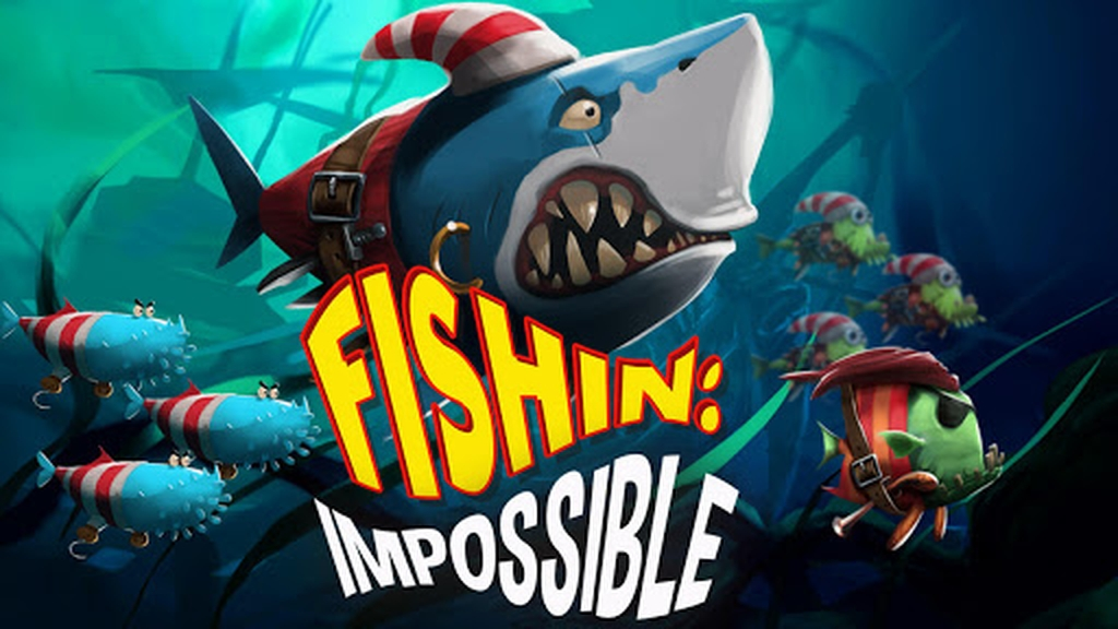 The Fishin' Impossible Online Slot Demo Game by Games Warehouse