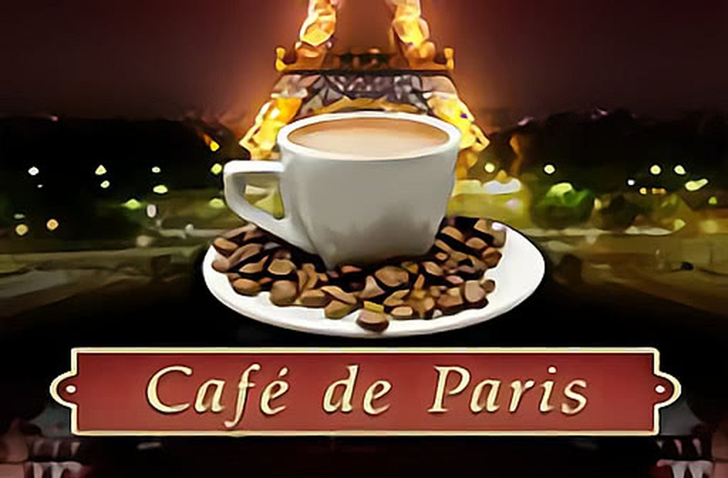 The Cafe de Paris (GameScale) Online Slot Demo Game by Gamescale Software