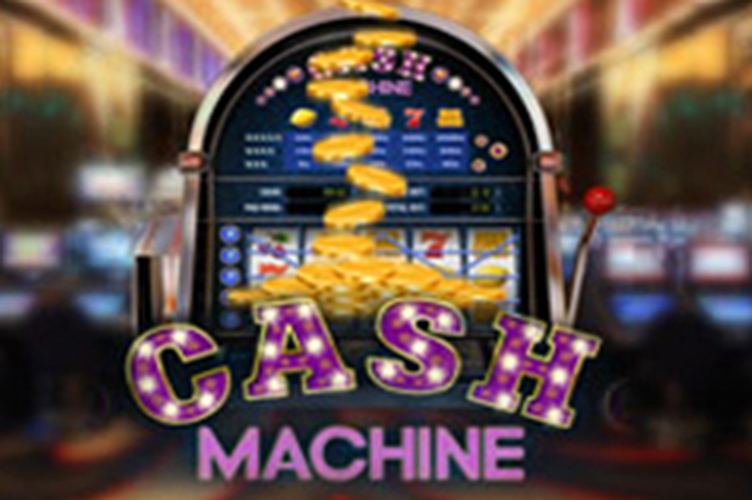 The Cash Machine (GameScale) Online Slot Demo Game by Gamescale Software