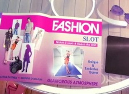 The Fashion Slot (GameScale) Online Slot Demo Game by Gamescale Software