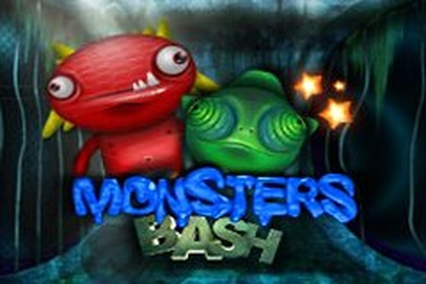 The Monsters Bash Online Slot Demo Game by Gamescale Software