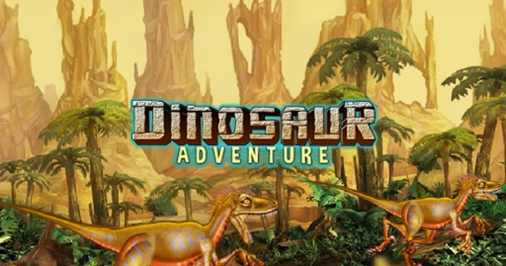 The Dinosaur Adventure Online Slot Demo Game by Genesis