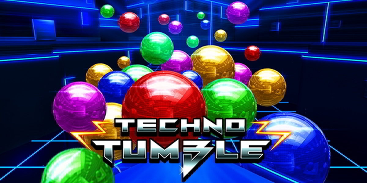 The Techno Tumble Online Slot Demo Game by Habanero