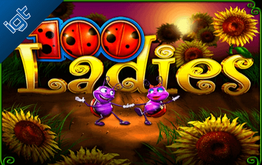 The 100 Ladies Online Slot Demo Game by IGT