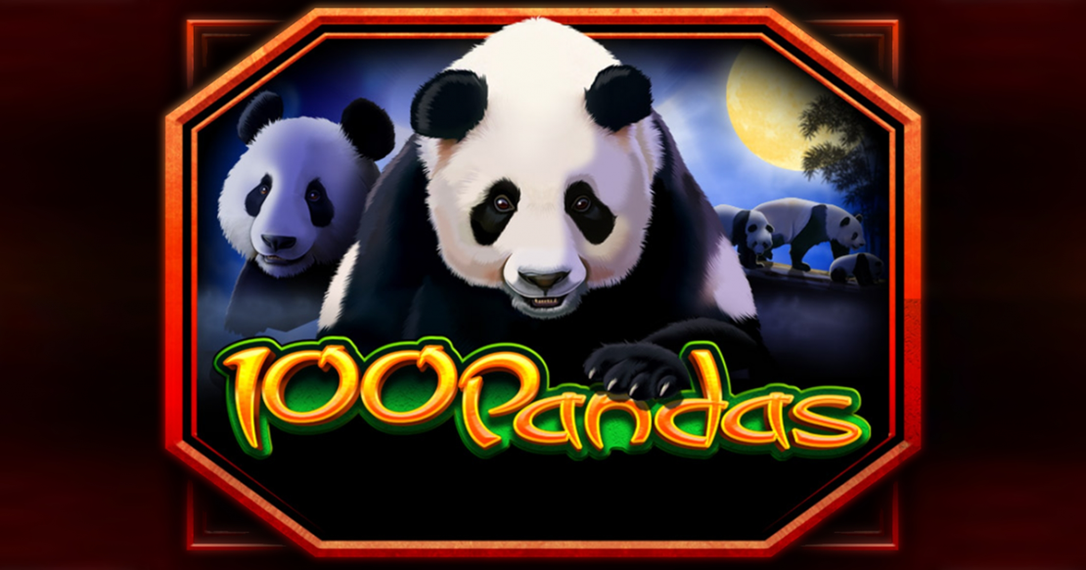 The 100 Pandas Online Slot Demo Game by IGT