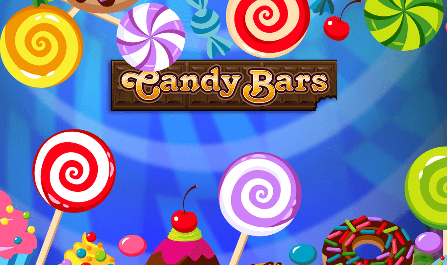 The Candy Bars Online Slot Demo Game by IGT