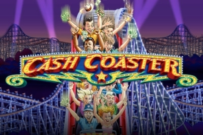The Cash Coaster Online Slot Demo Game by IGT