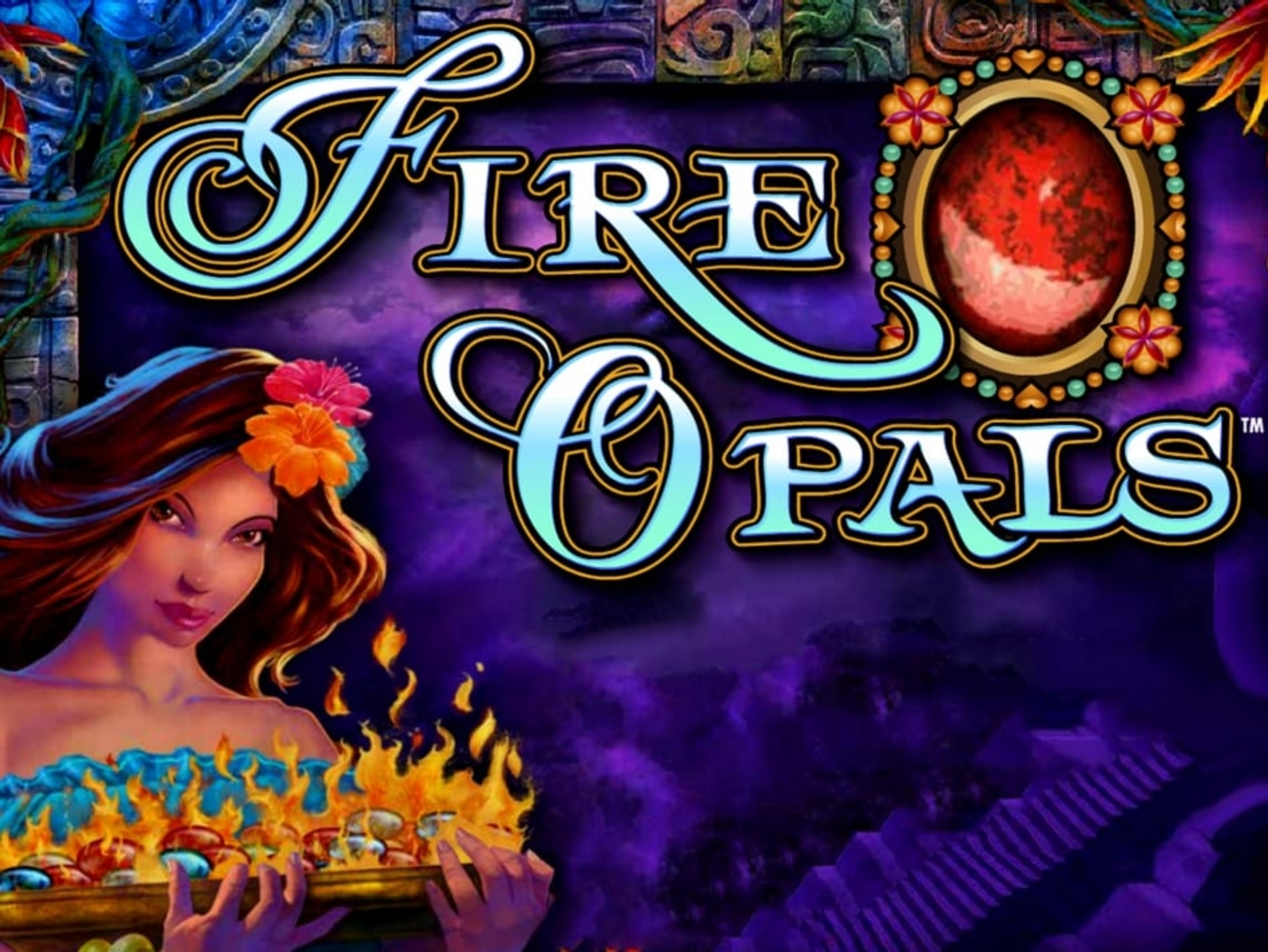 The Fire Opals Online Slot Demo Game by IGT