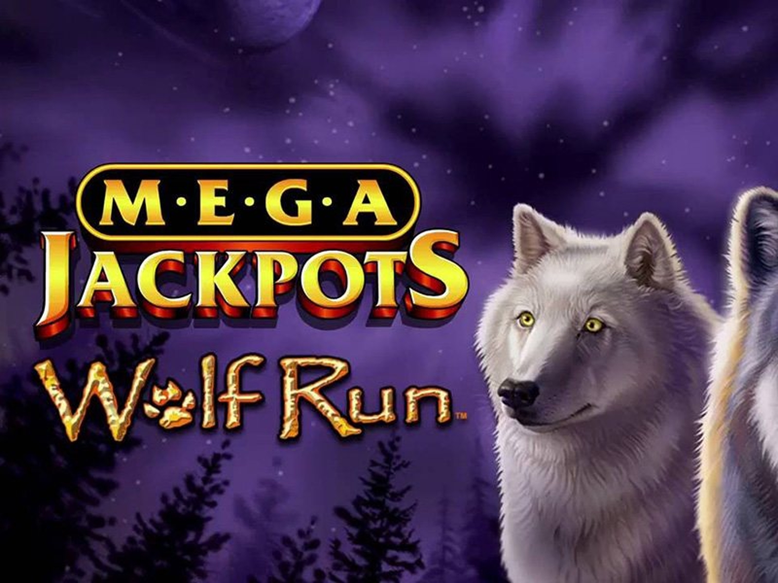 The MegaJackpots Wolf Run Online Slot Demo Game by IGT
