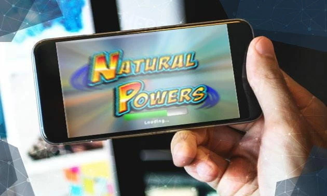 The Natural Powers Online Slot Demo Game by IGT