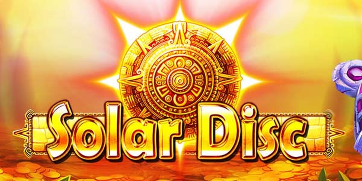 The Solar Disc Online Slot Demo Game by IGT