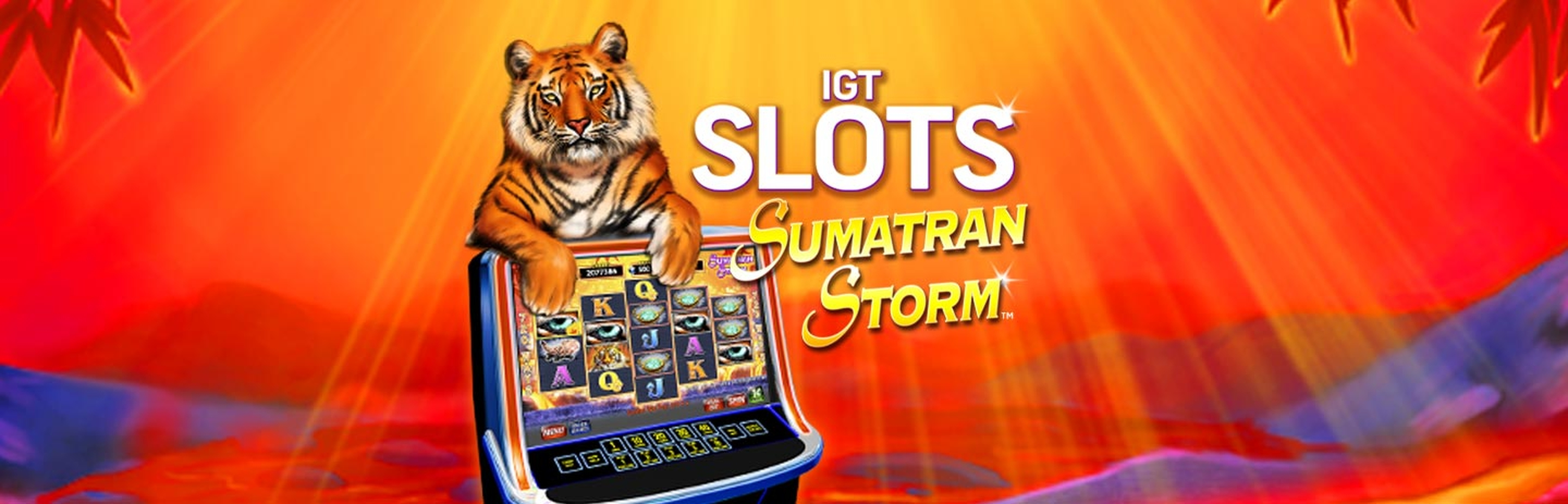 The Sumatran Storm Online Slot Demo Game by IGT