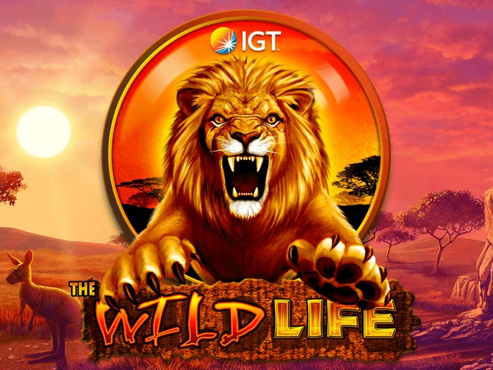 The The Wild Life Online Slot Demo Game by IGT
