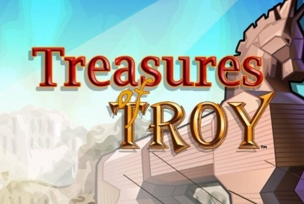 The Treasures of Troy Online Slot Demo Game by IGT