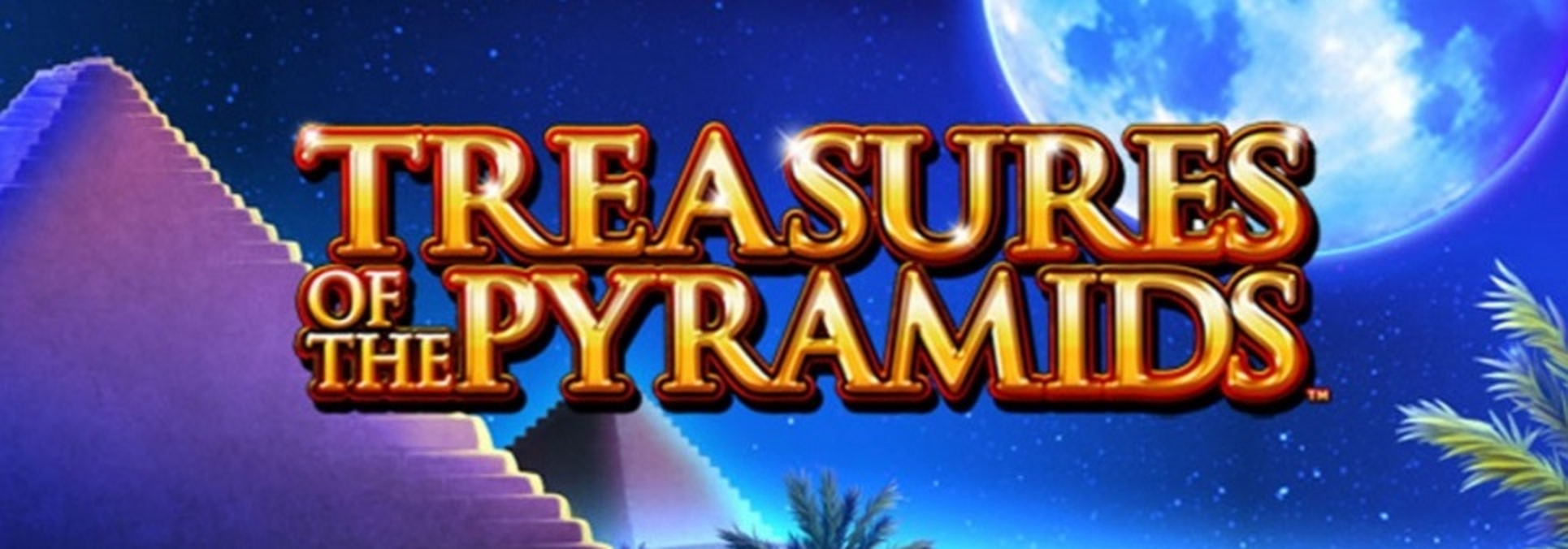 The Treasures of the Pyramids Online Slot Demo Game by IGT