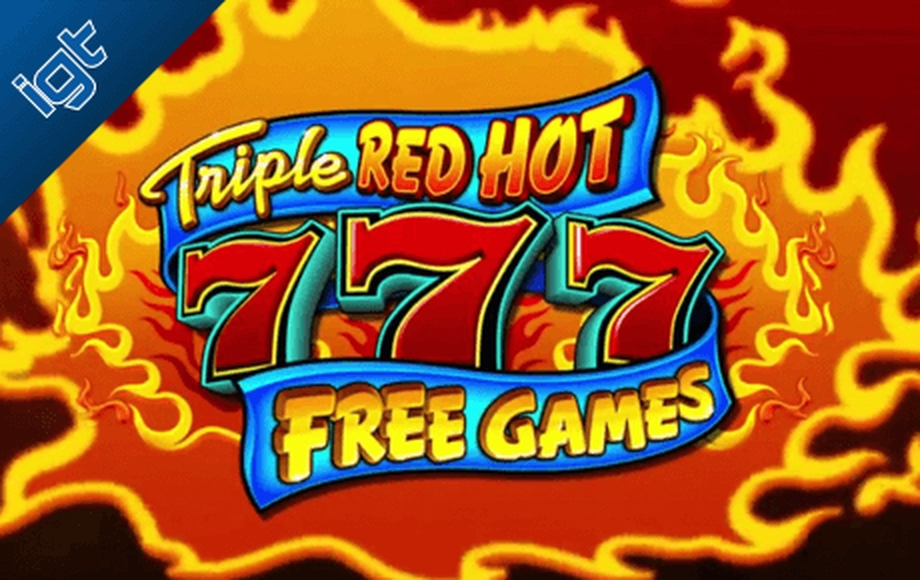 The Triple Red Hot 7s Online Slot Demo Game by IGT
