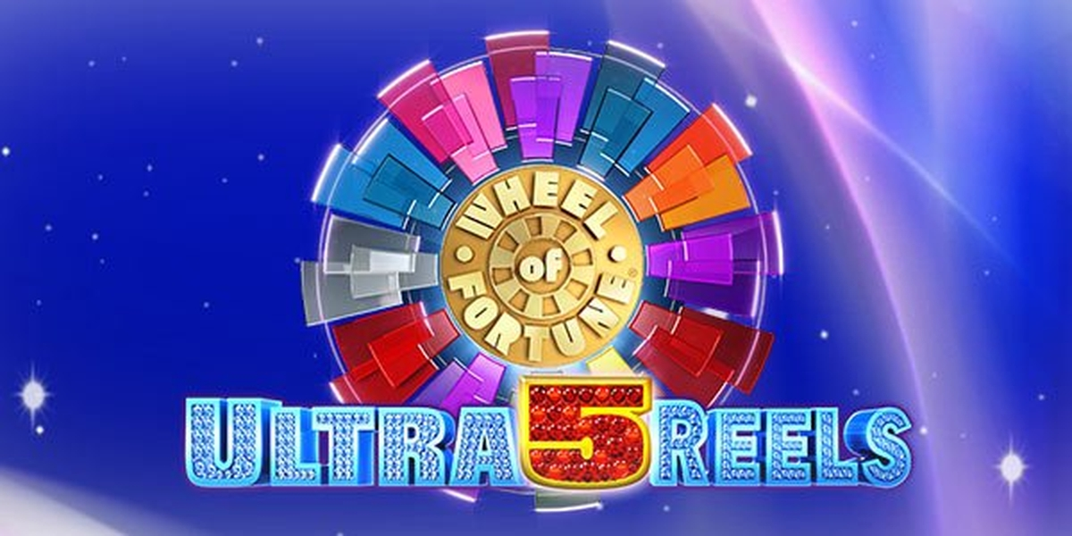 Reels in Wheel of Fortune Ultra 5 reels Slot Game by IGT