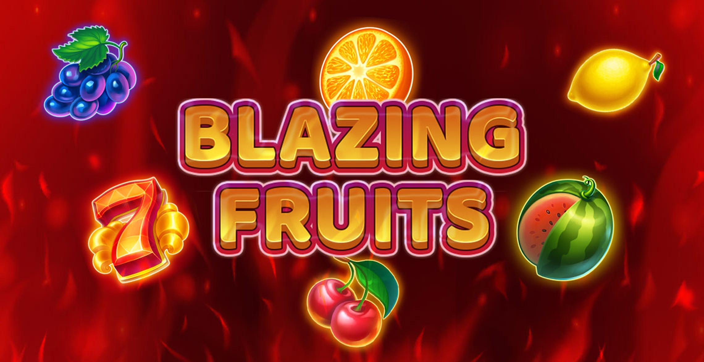 The Blazing Fruits Online Slot Demo Game by Inbet Games