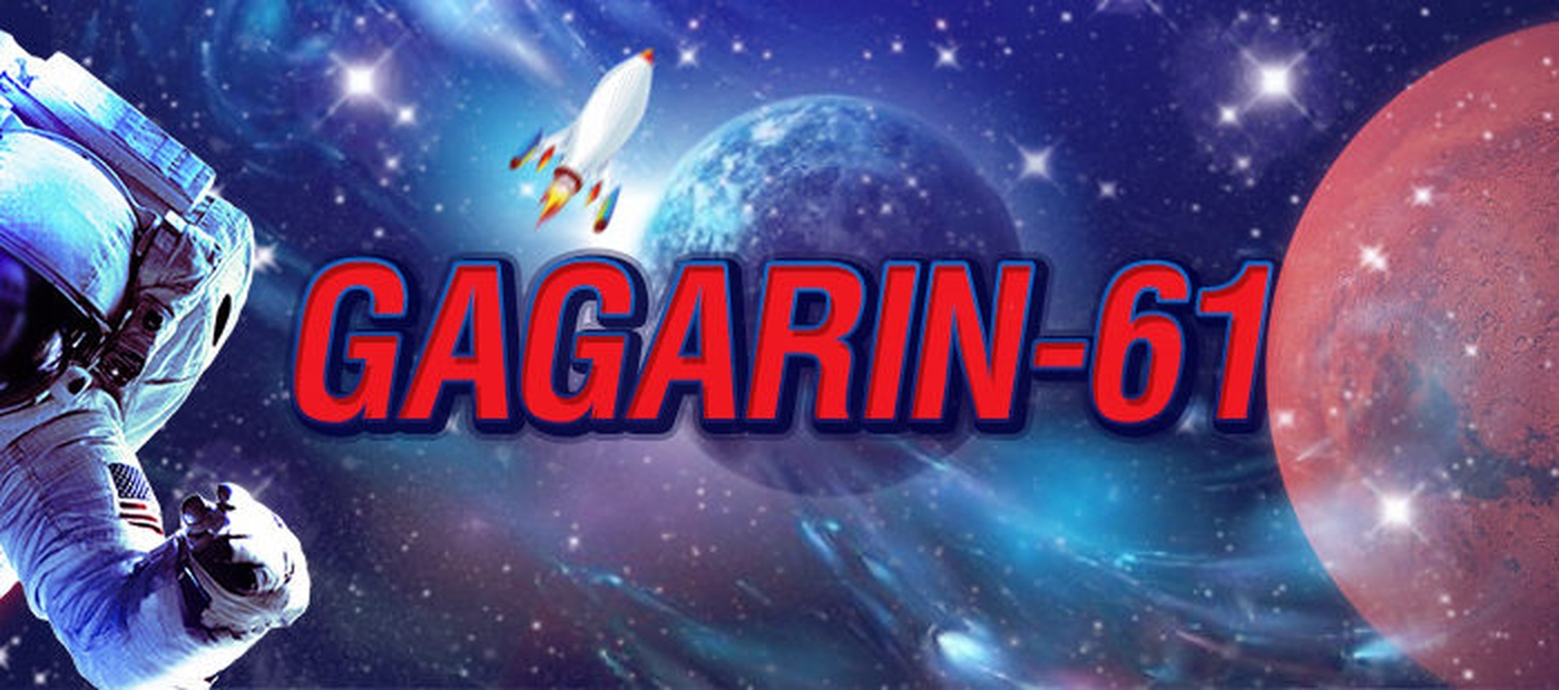 The Gagarin 61 Online Slot Demo Game by Inbet Games