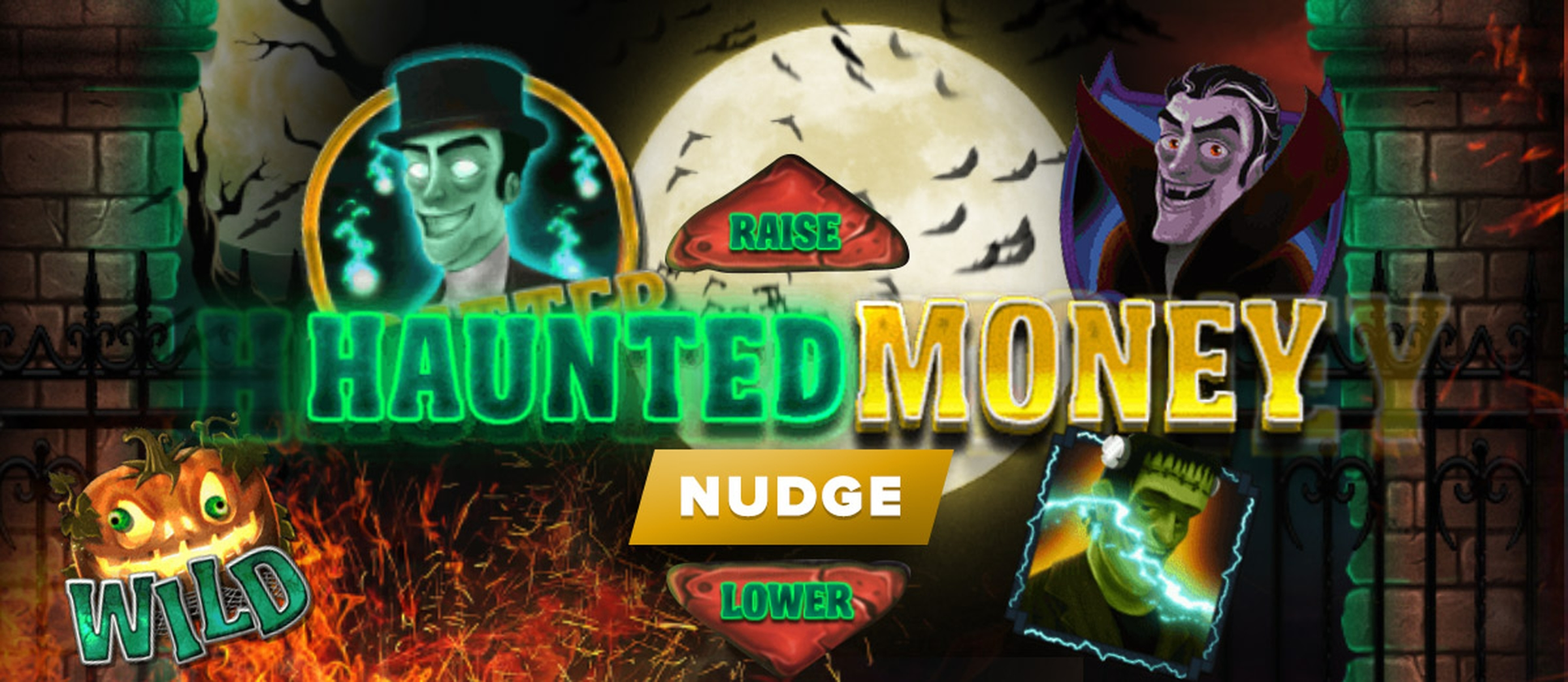 The Haunted Money Nudge Online Slot Demo Game by Inbet Games