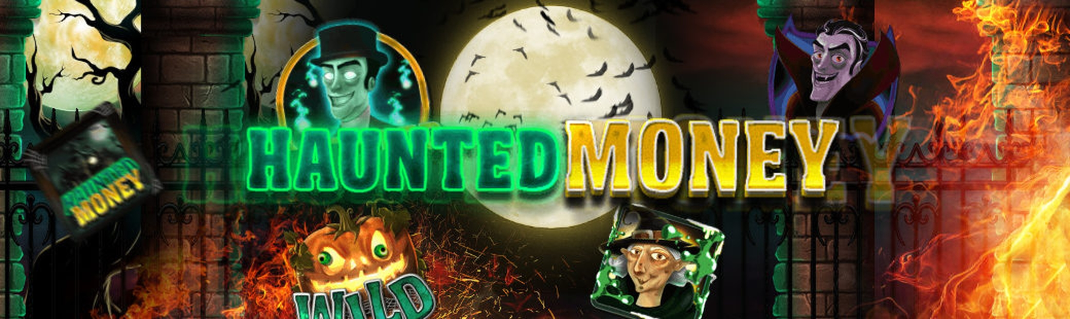 The Haunted Money Online Slot Demo Game by Inbet Games
