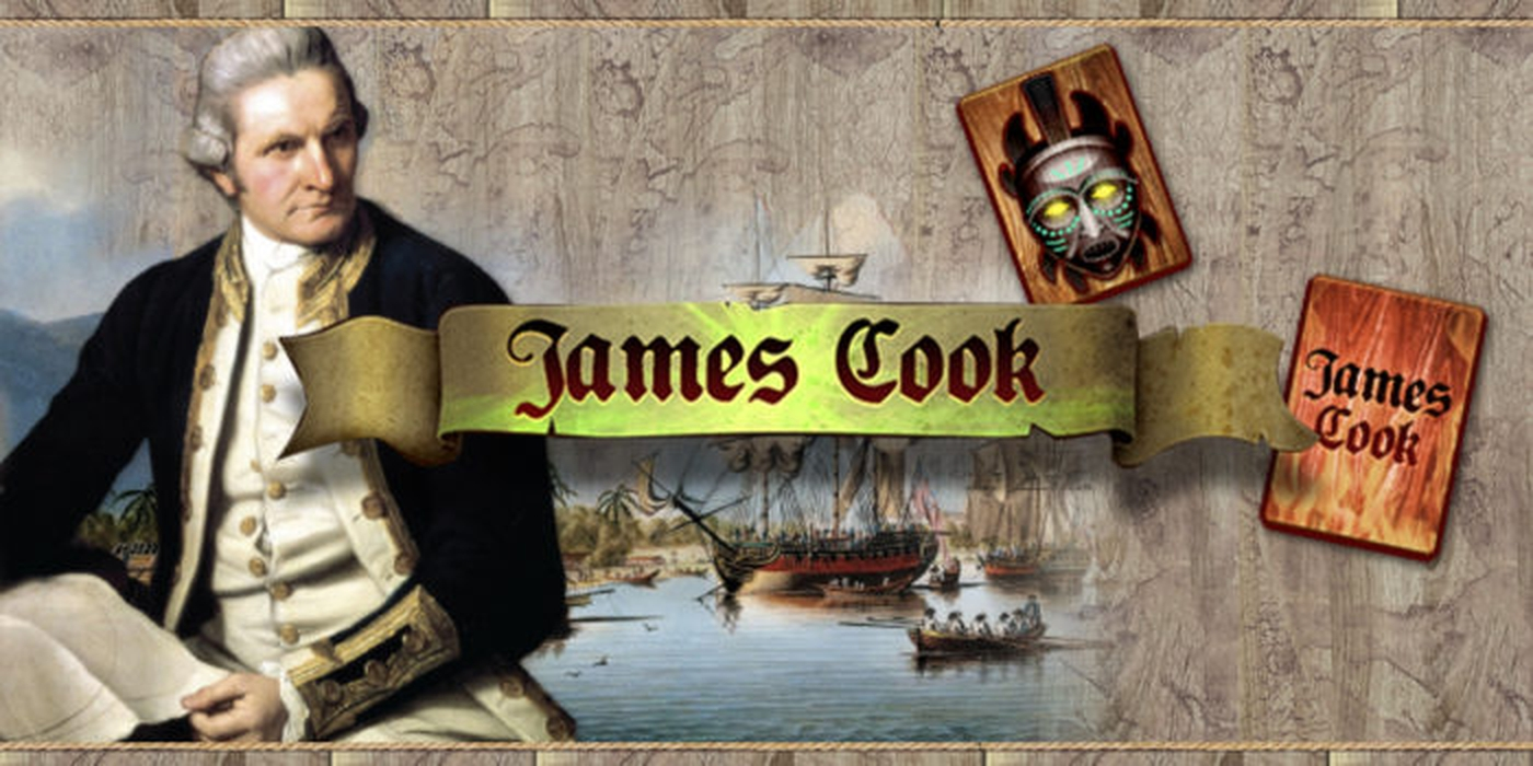 The James Cook Online Slot Demo Game by Inbet Games