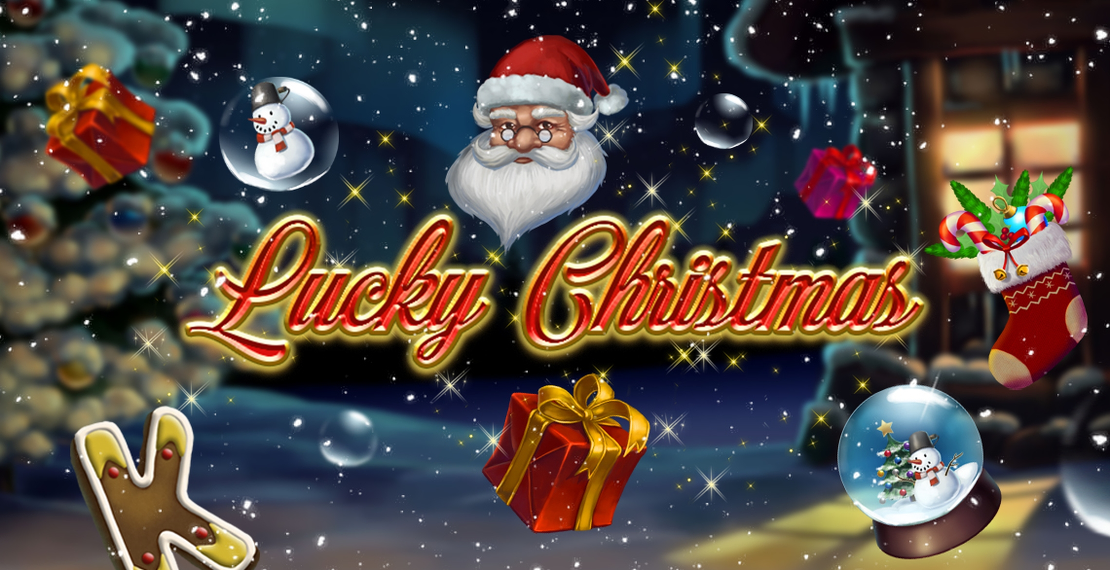 The Lucky Christmas Online Slot Demo Game by Inbet Games