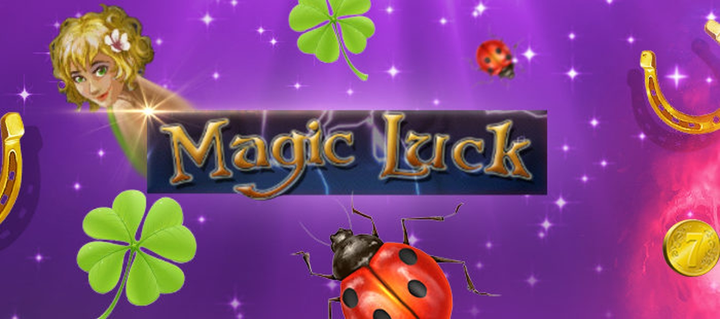 The Magic Luck Online Slot Demo Game by Inbet Games