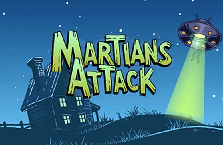 The Martians Atack Online Slot Demo Game by Inbet Games
