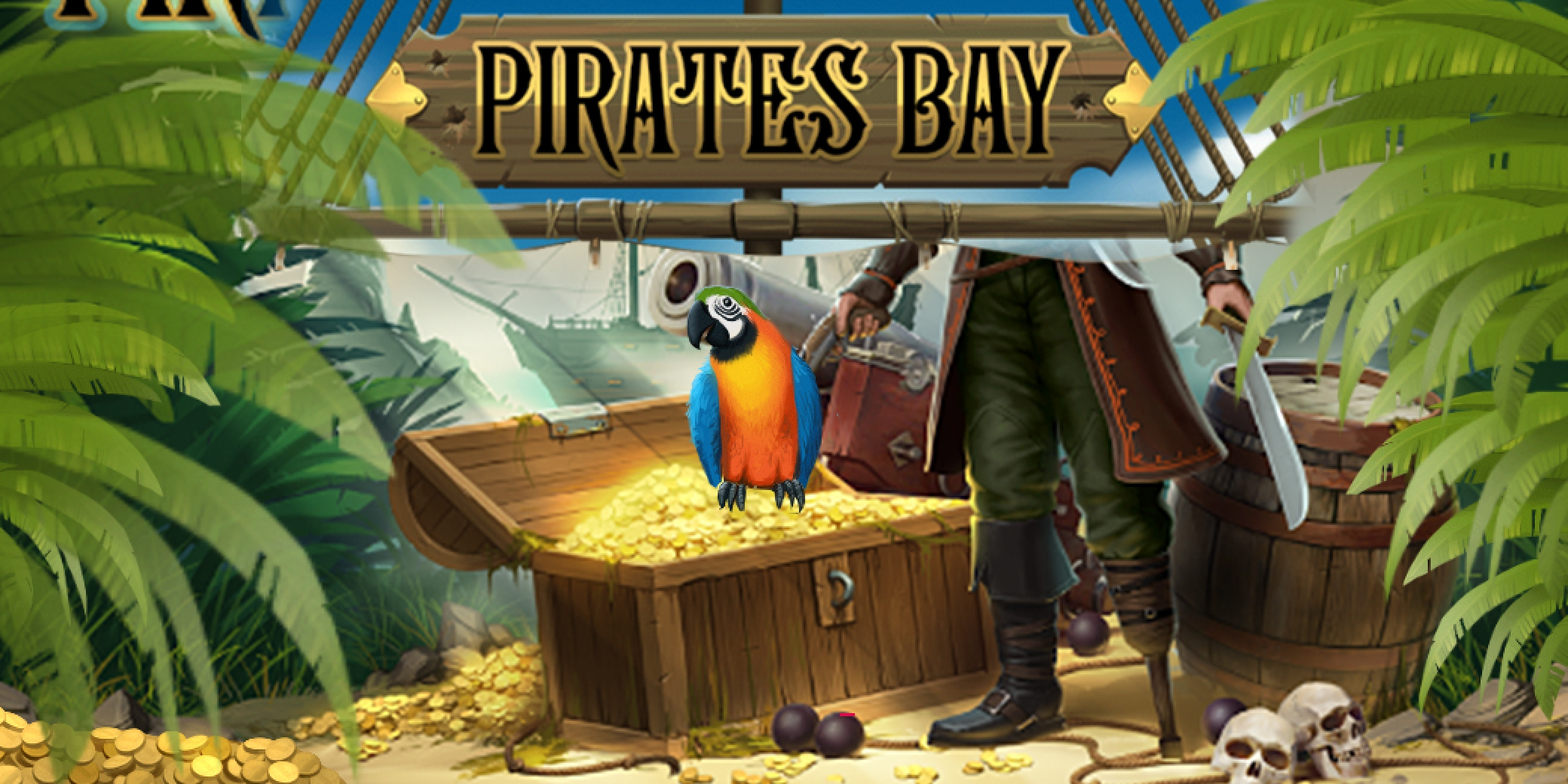 The Pirates Bay Online Slot Demo Game by Inbet Games