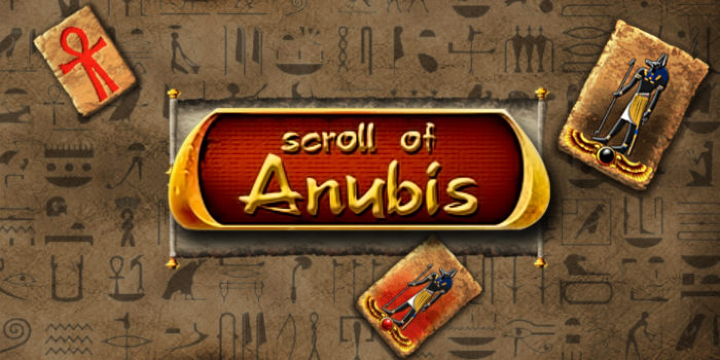 The Scroll Of Anubis Online Slot Demo Game by Inbet Games