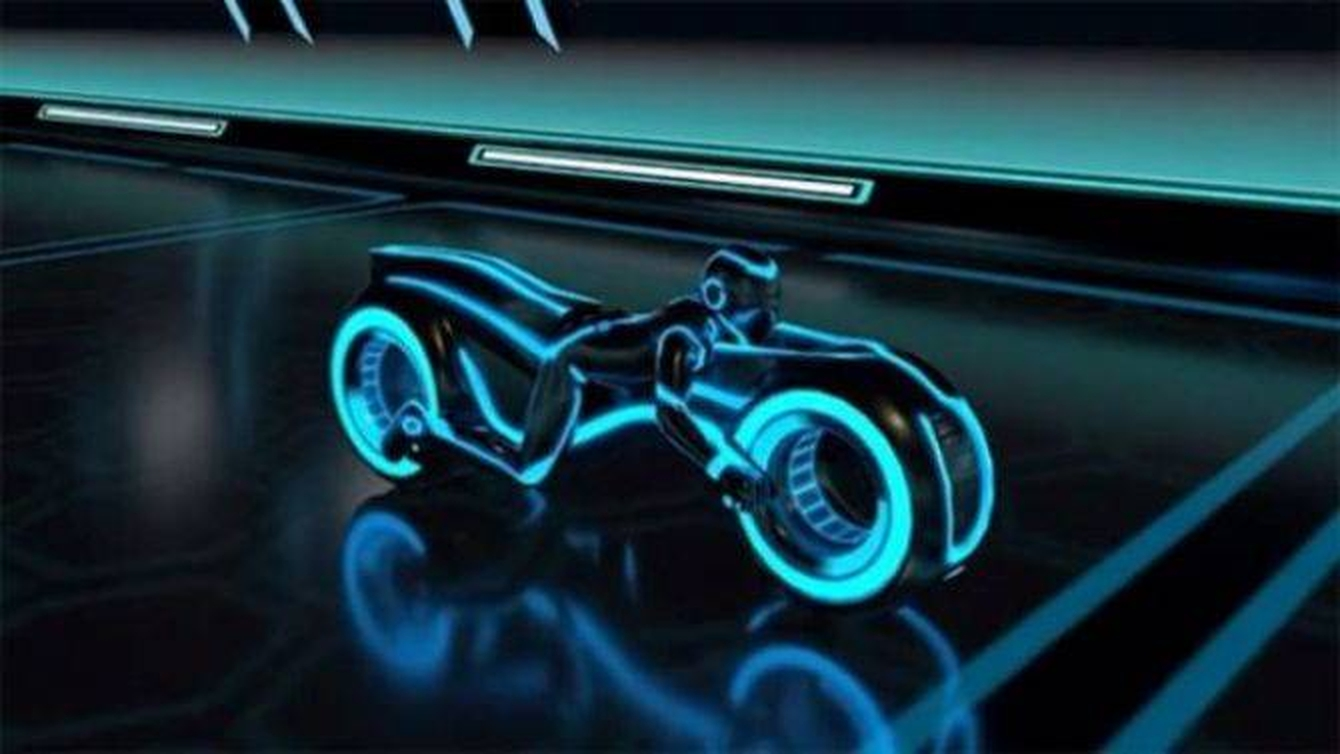 The Tron 3D Online Slot Demo Game by Inbet Games