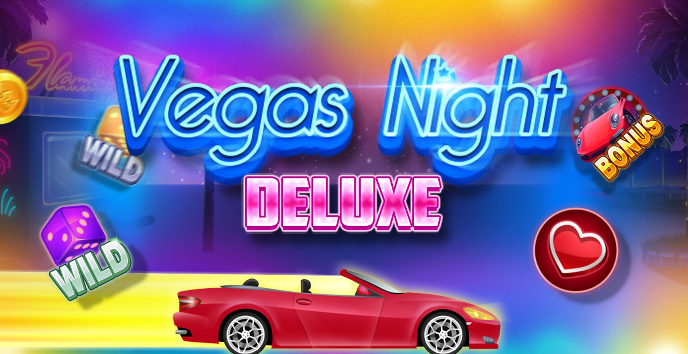 The Vegas Night Deluxe Online Slot Demo Game by Inbet Games
