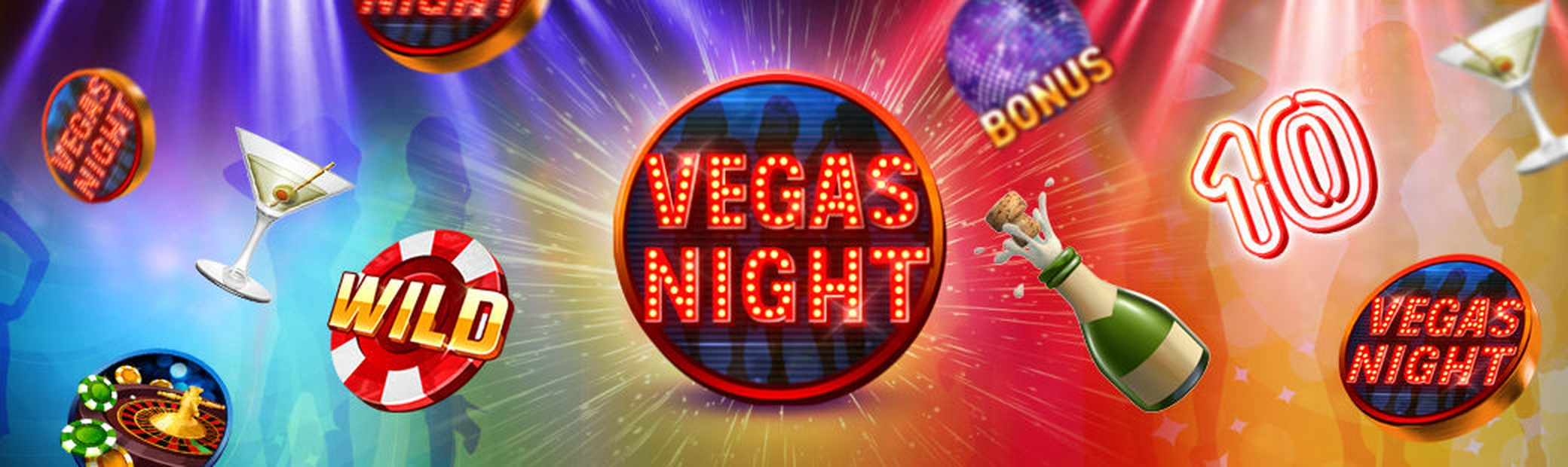 The Vegas Night (InBet Games) Online Slot Demo Game by Inbet Games
