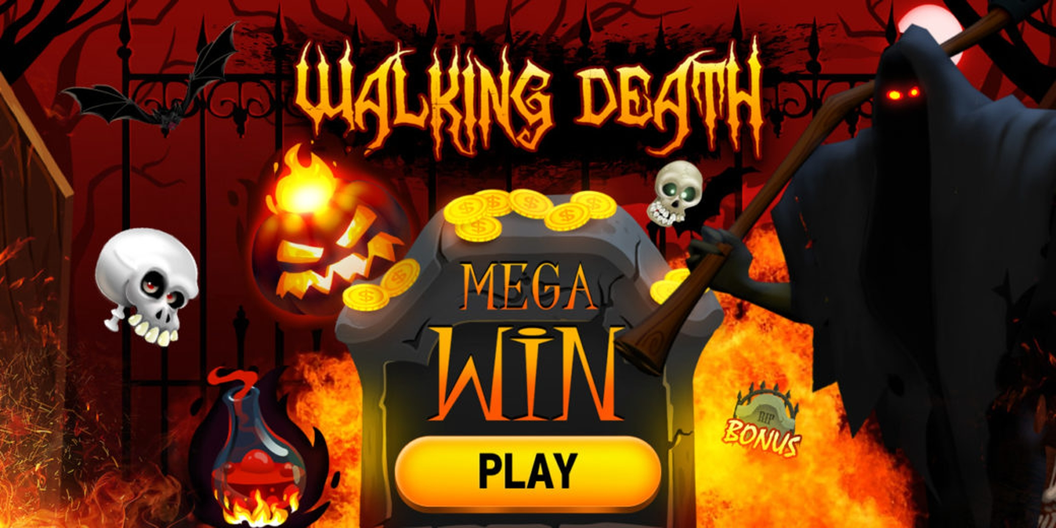 The Walking Death Online Slot Demo Game by Inbet Games