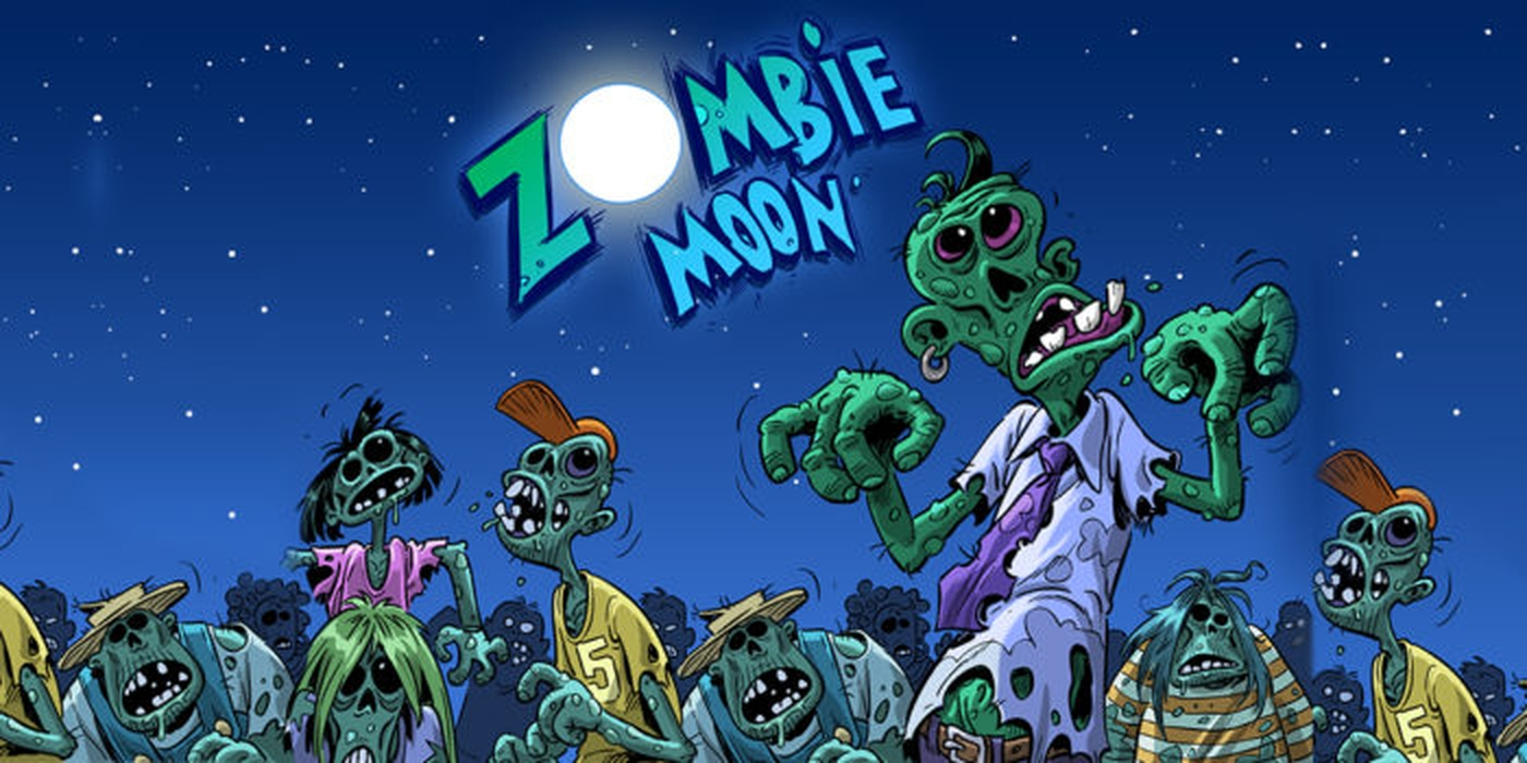 The Zombie Moon Online Slot Demo Game by Inbet Games
