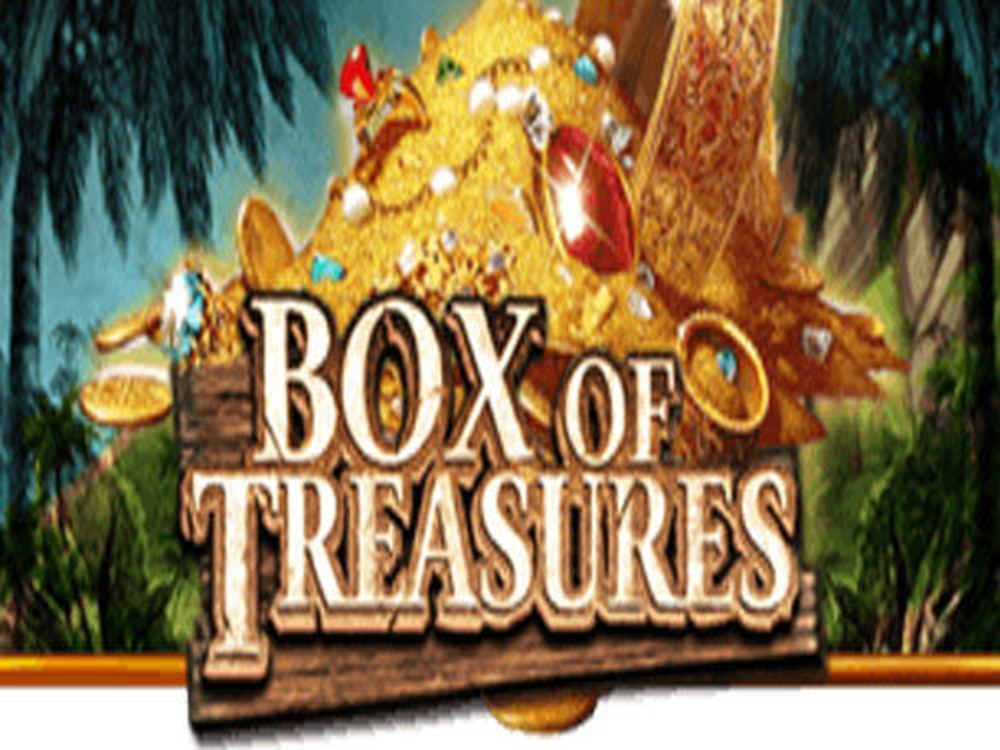 The Box of Treasures Online Slot Demo Game by PlayStar