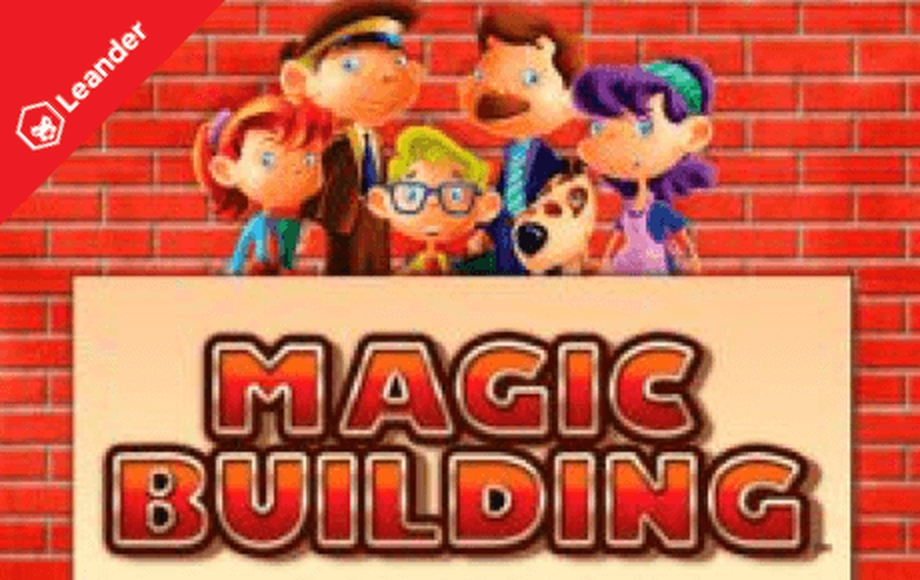 The Magic Building Online Slot Demo Game by Leander Games