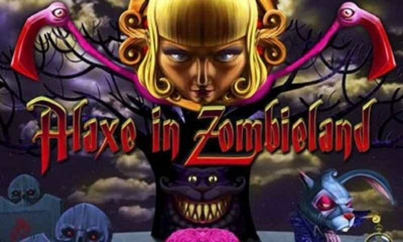 The Alaxe in Zombieland Online Slot Demo Game by Microgaming